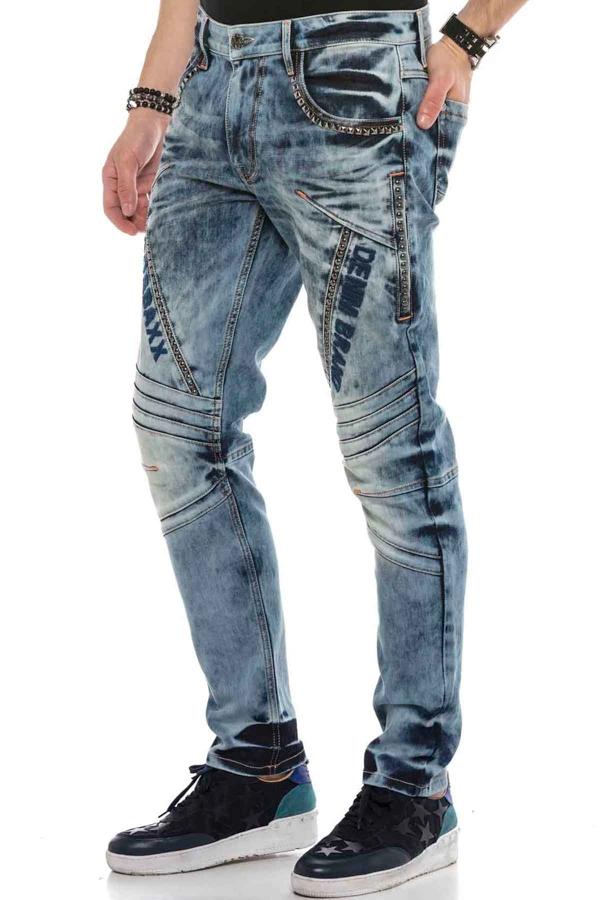 Spodnie dżinsy Hidden Cargo...