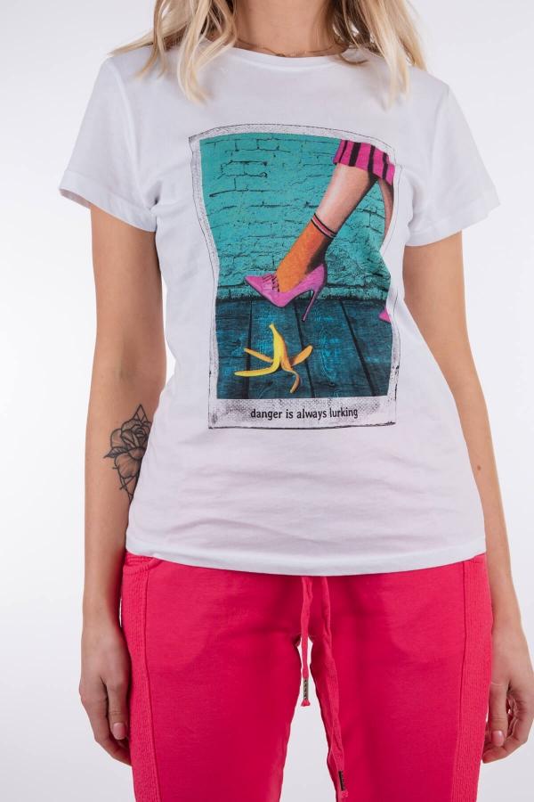 Koszulka biała Art_Didje...